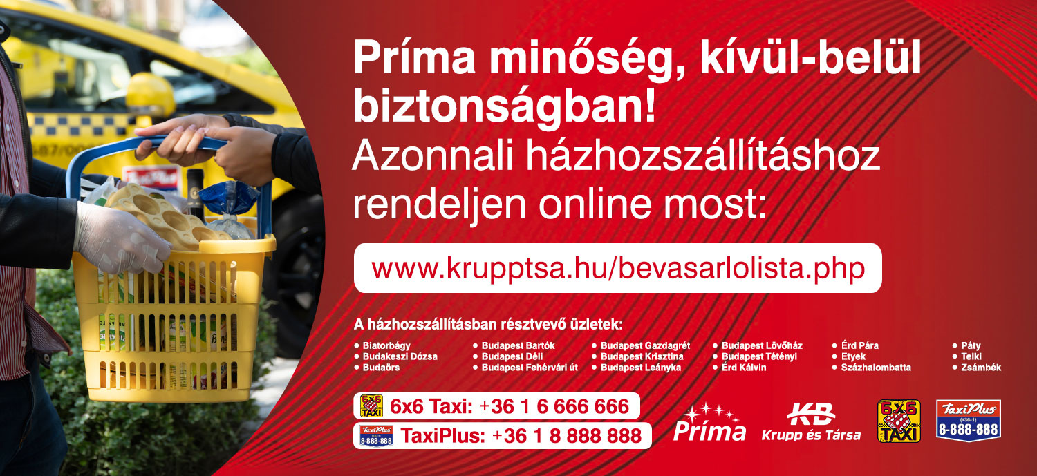 Taxis webshop